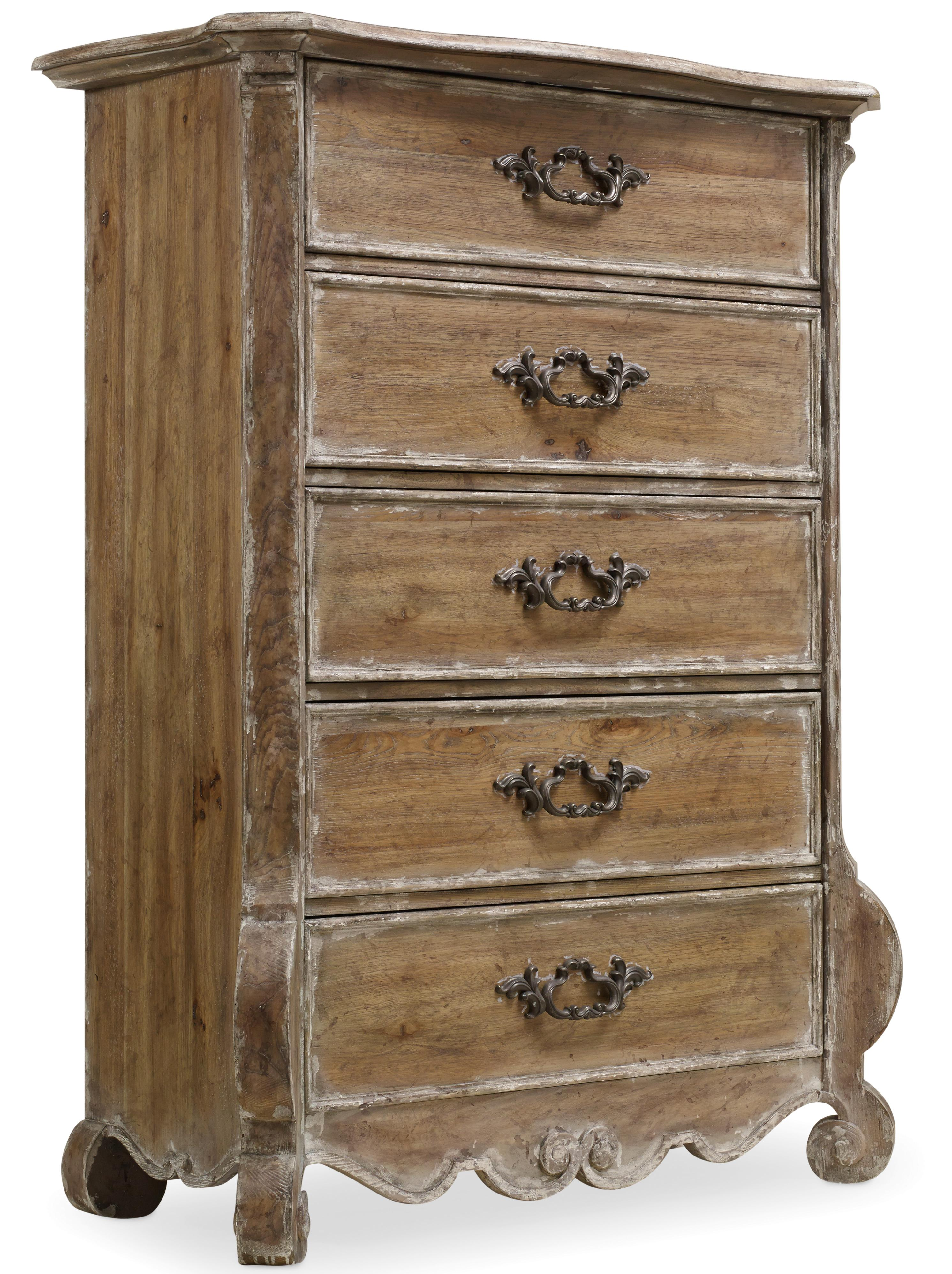 Chatelet Chest by Hooker Furniture at Miller Waldrop Furniture and Decor