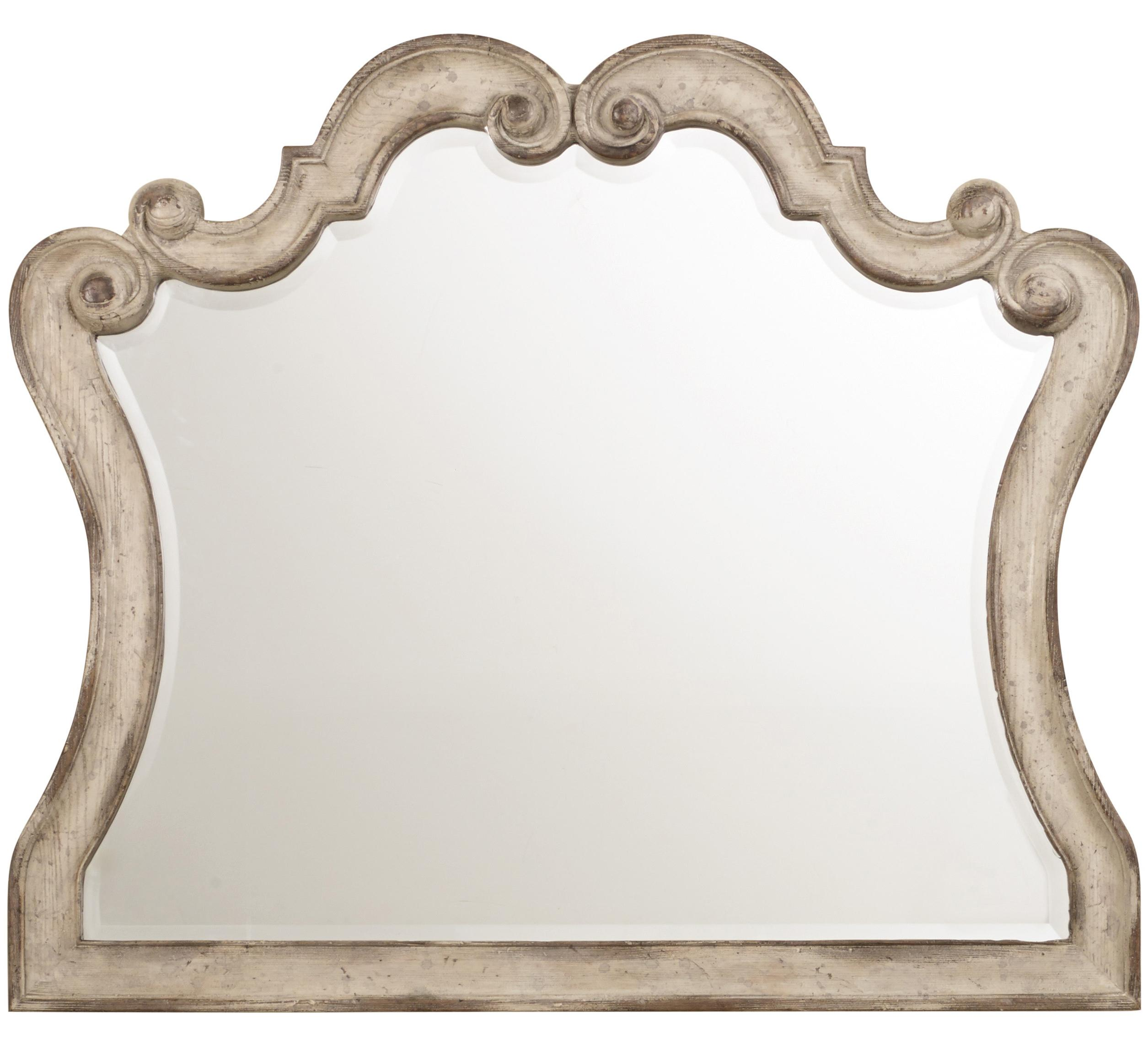 Chatelet Mirror by Hooker Furniture at Alison Craig Home Furnishings