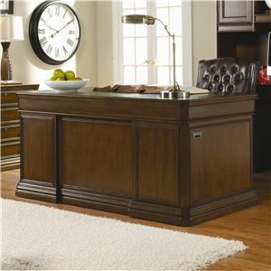 Traditional Executive Desk
