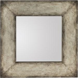 Square Accent Mirror