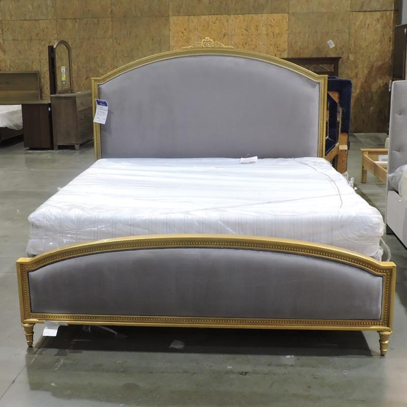 Cynitha Rowley King Bed