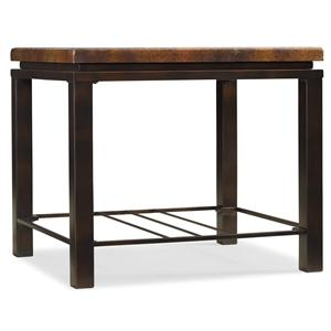 Hooker Furniture Copper Ridge End Table