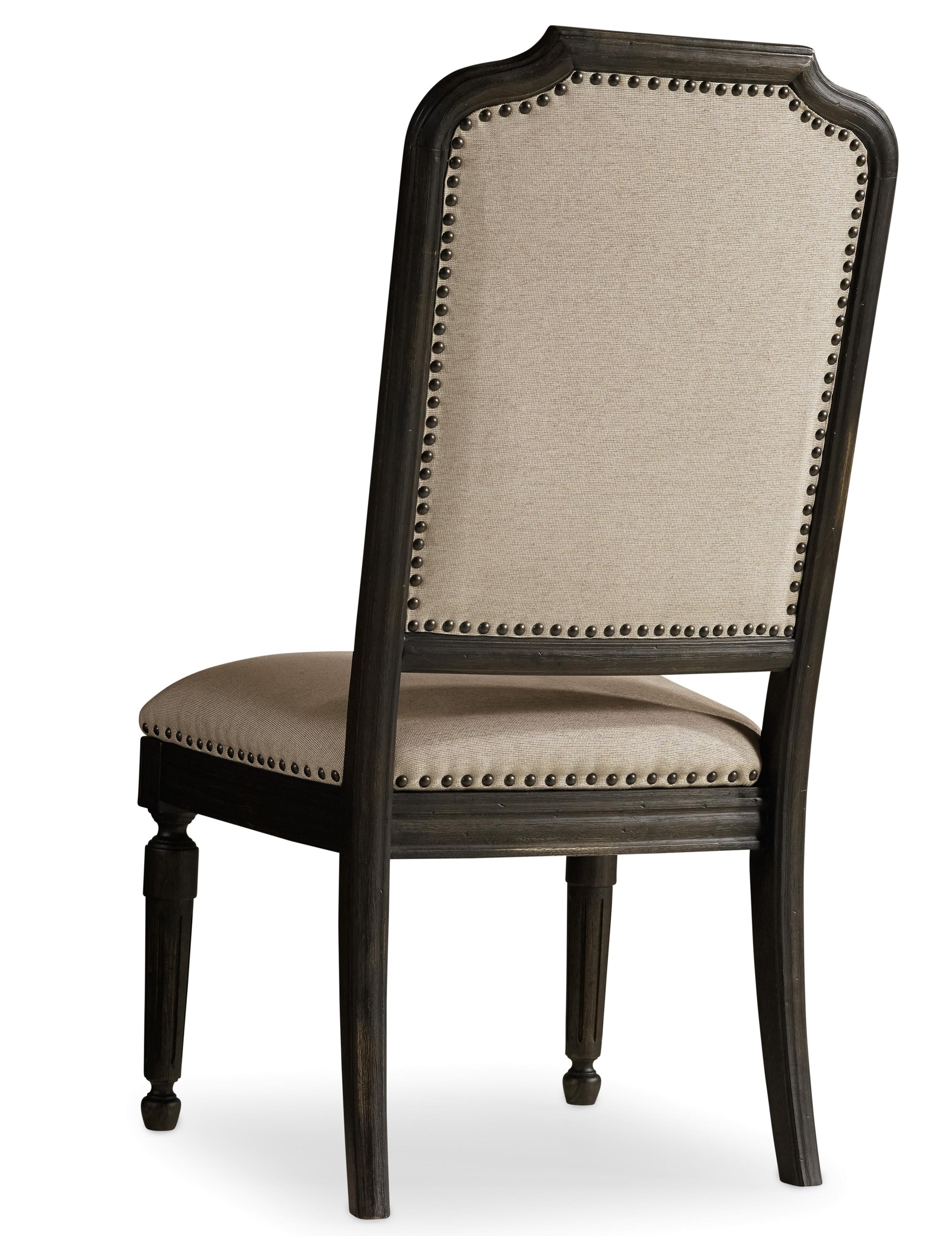 Corsica Upholstered Side Chair by Hooker Furniture at Baer's Furniture