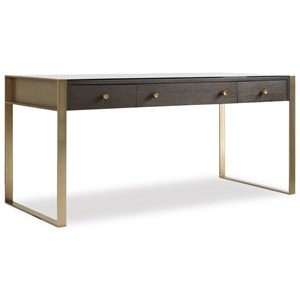 Modern Wooden Writing Desk