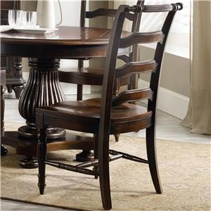 Hooker Furniture Eastridge Ladderback Side Chair