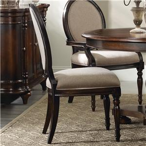 Hooker Furniture Eastridge Oval Back Side Chair