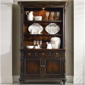 Hooker Furniture Eastridge Buffet and Hutch