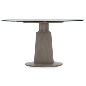 """54"""" Adjustable Height Round Dining Table"""