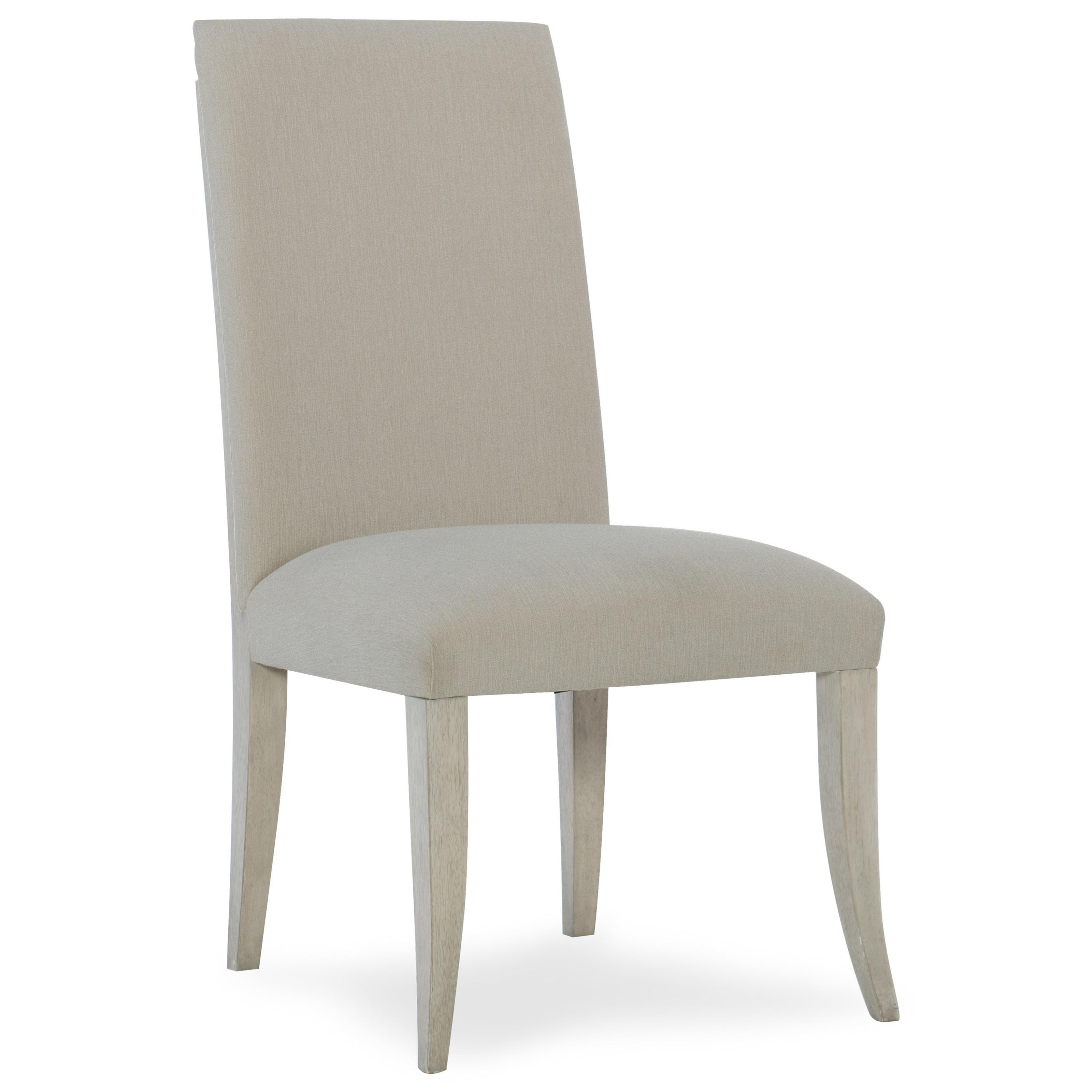 Elixir Upholstered Side Chair by Hooker Furniture at Baer's Furniture