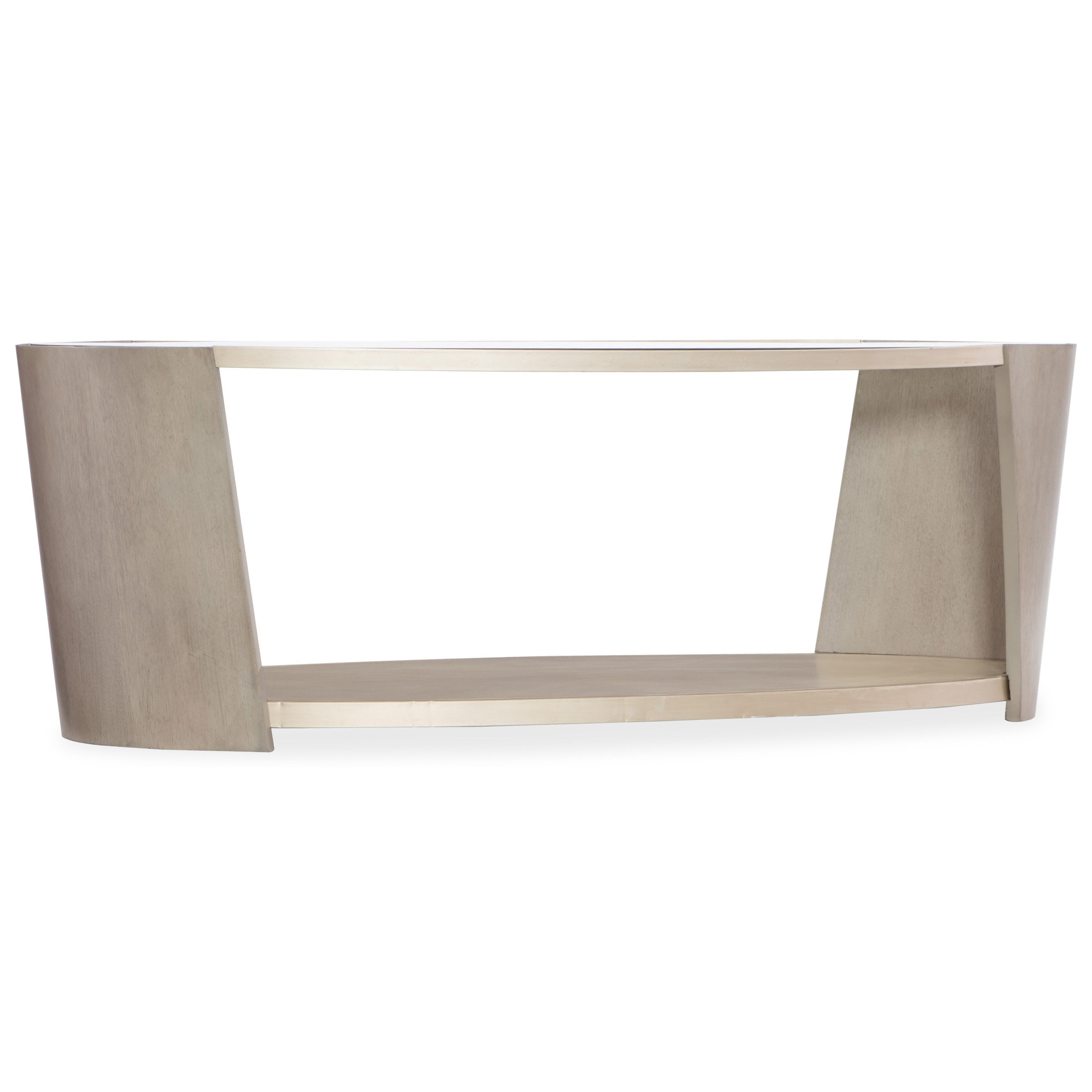 Elixir Oval Cocktail Table by Hooker Furniture at Stoney Creek Furniture