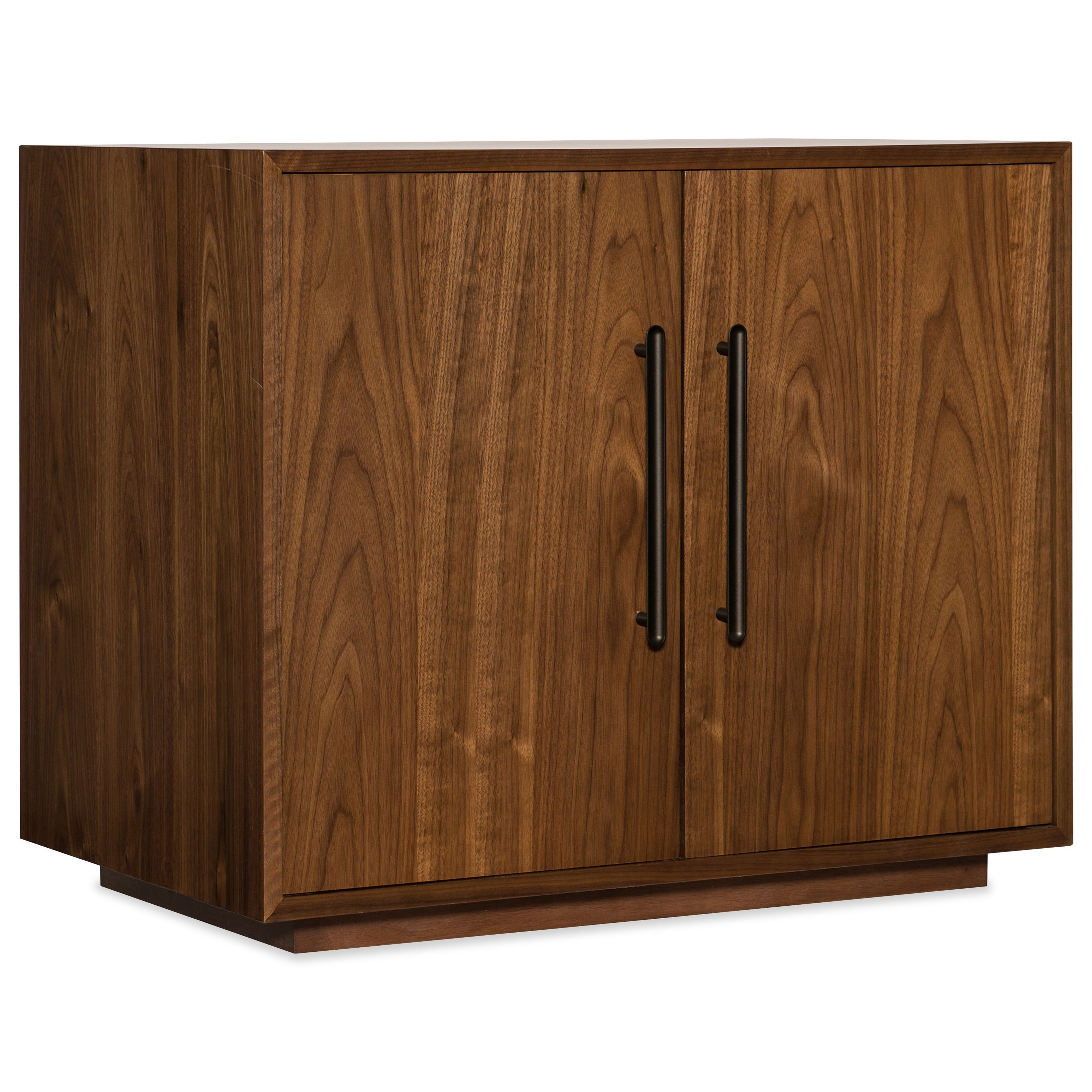 Elon Two-Door Cabinet by Hooker Furniture at Miller Waldrop Furniture and Decor