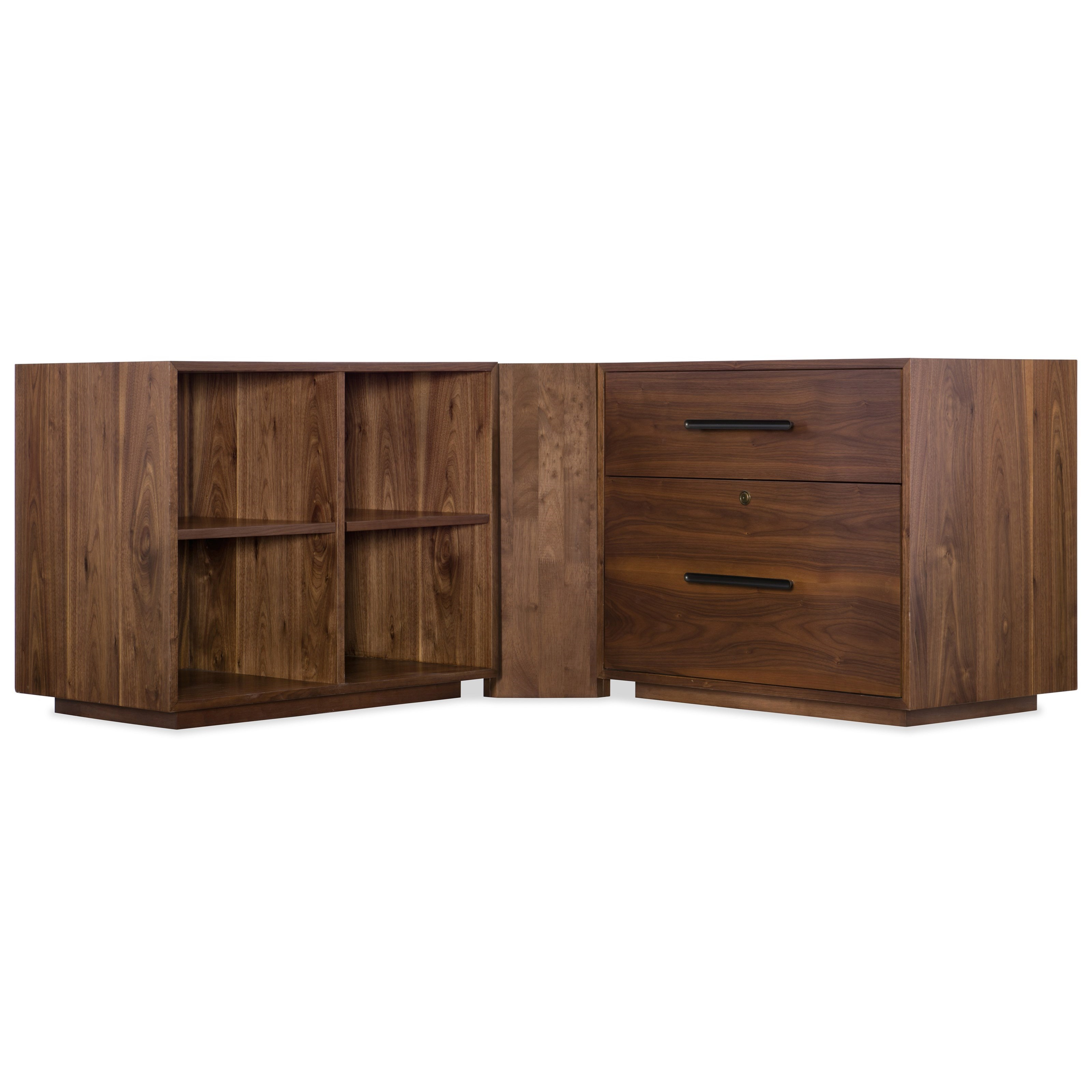 Elon Lateral File by Hooker Furniture at Malouf Furniture Co.