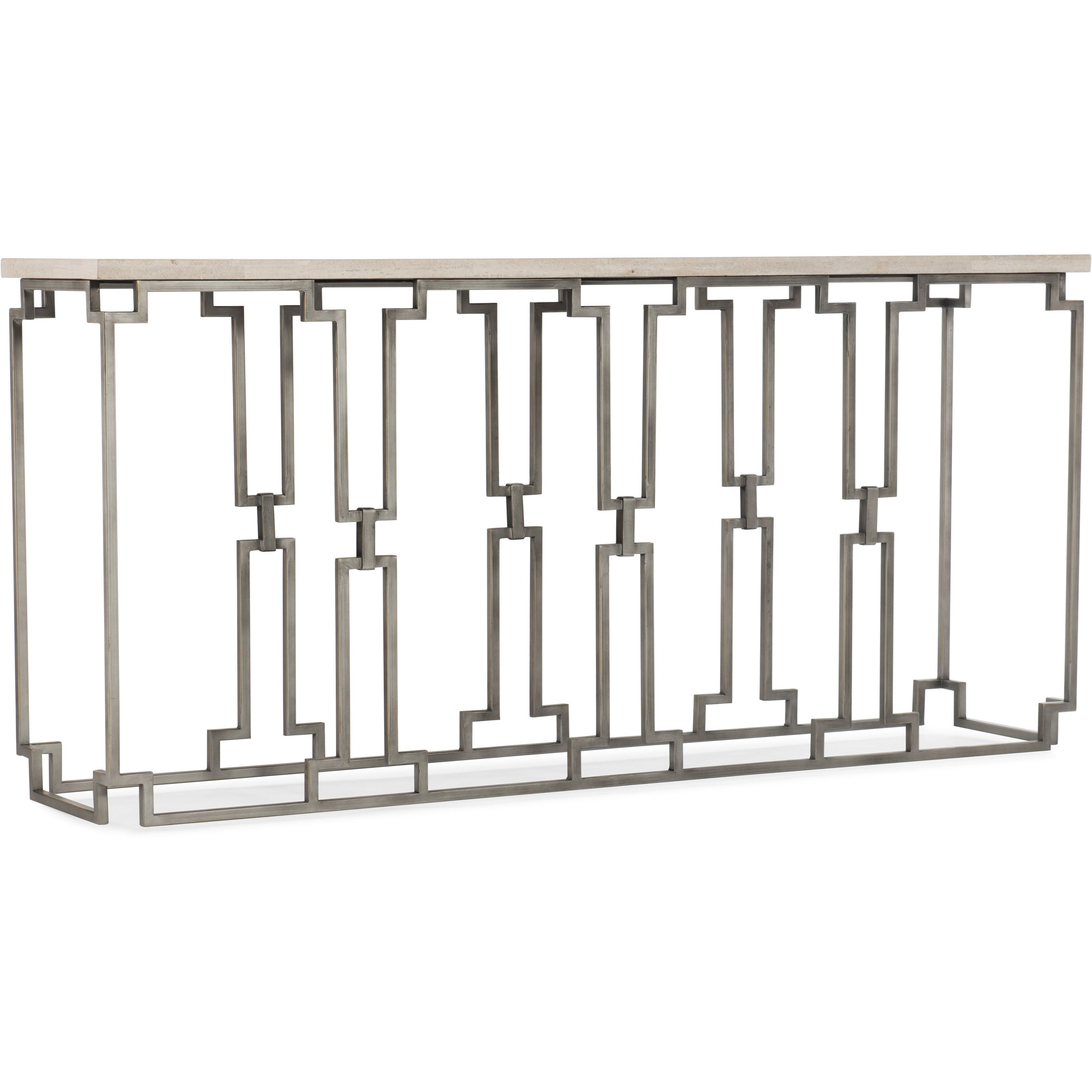 Emmeline Console Table by Hooker Furniture at Miller Waldrop Furniture and Decor