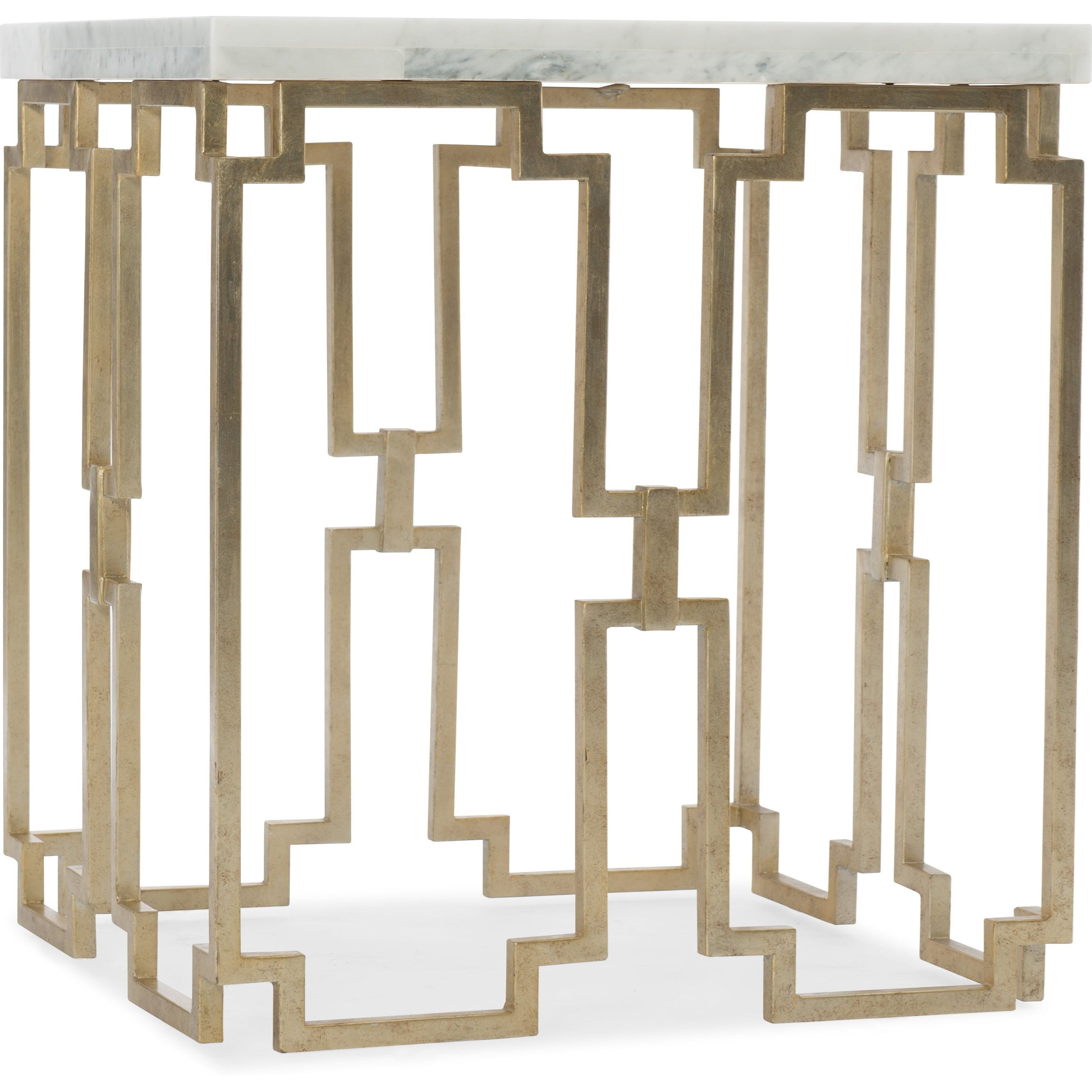 Evermore End Table by Hooker Furniture at Miller Waldrop Furniture and Decor