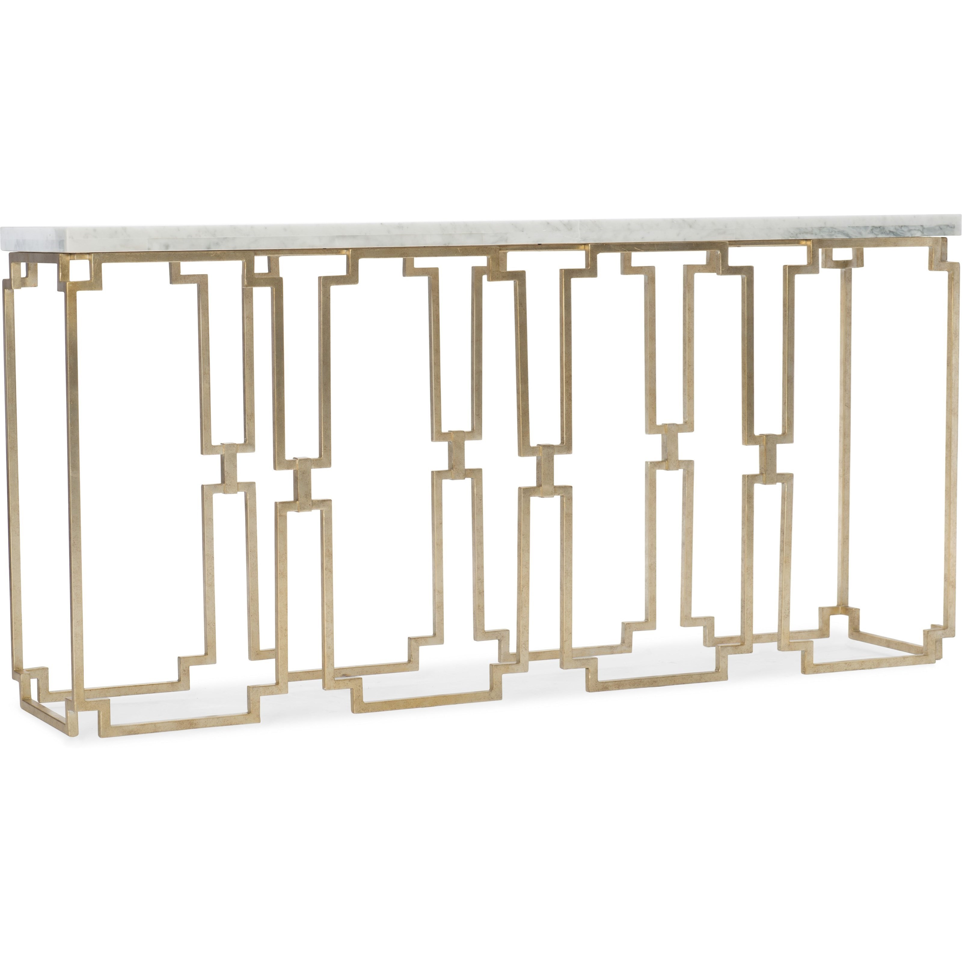 Evermore Console Table by Hooker Furniture at Alison Craig Home Furnishings