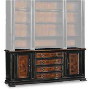 Hooker Furniture Grandover Bookcase Base