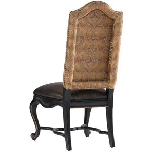 Hooker Furniture Grandover Upholstered Side Chair
