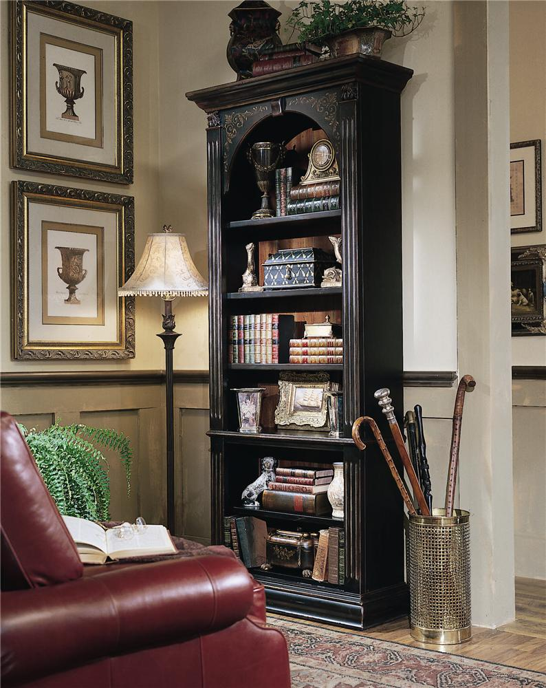 Accents Bookcase by Hooker Furniture at Baer's Furniture