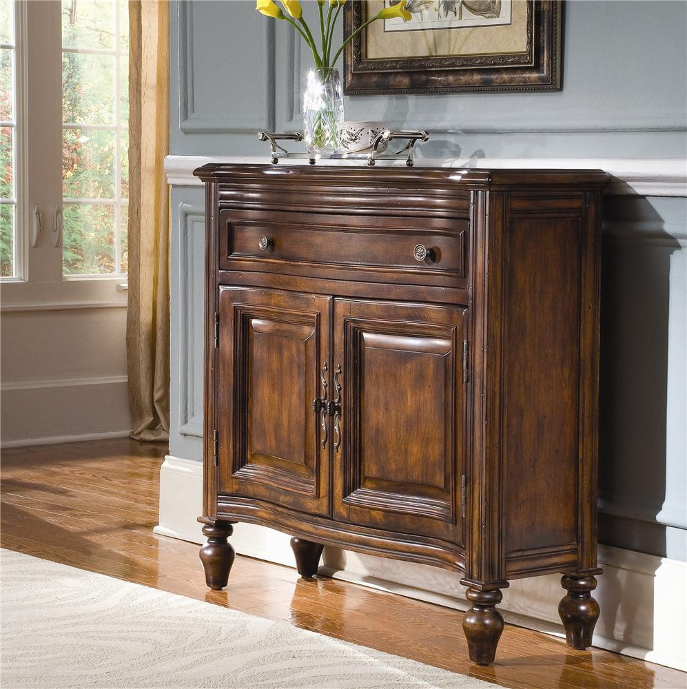 Accents Chest with Doors by Hooker Furniture at Baer's Furniture