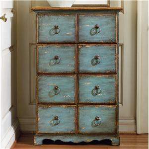 Hooker Furniture Seven Seas Tall Drawer Chest