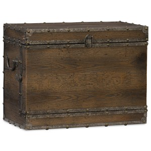 Little Blanco Steamer Trunk Bar