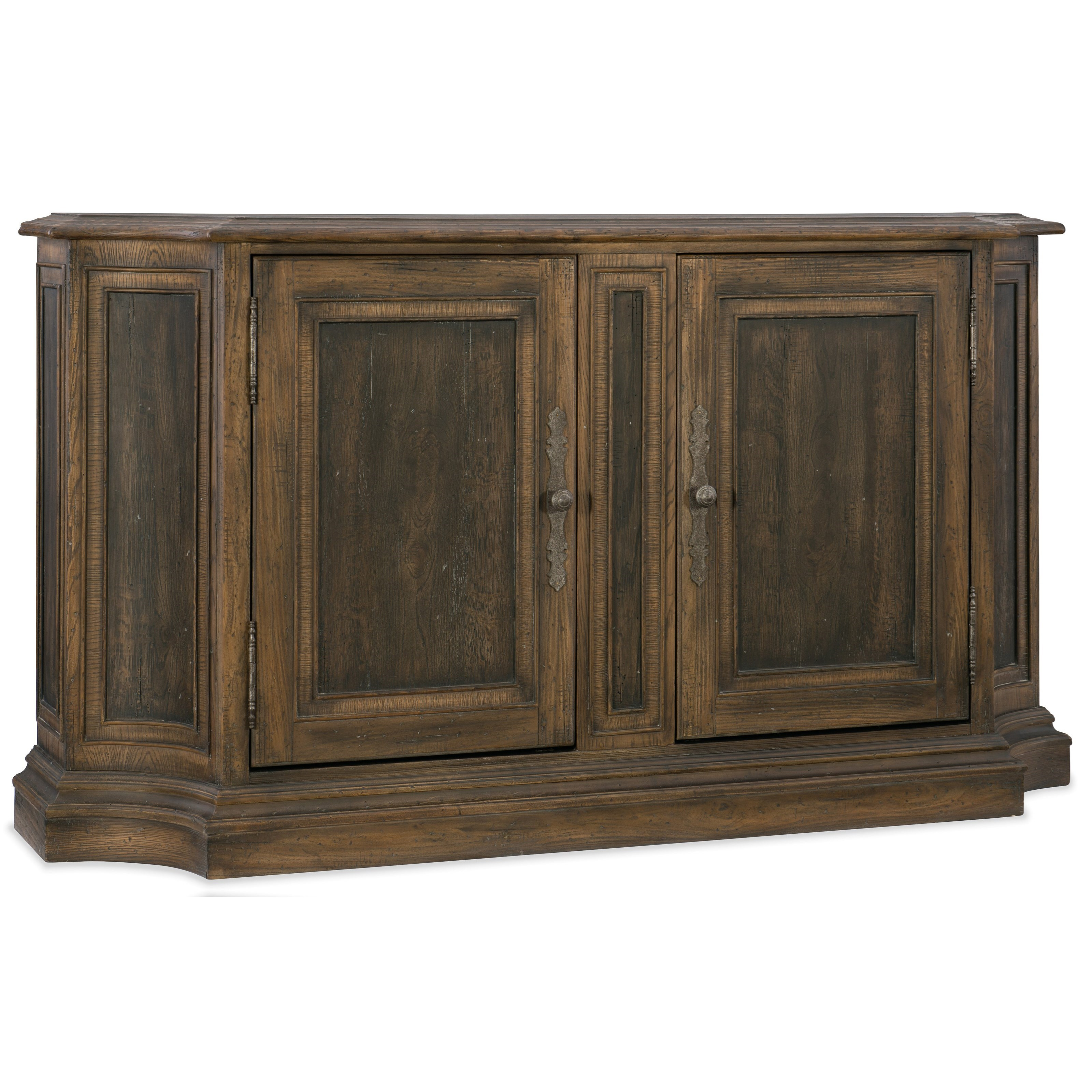 Hill Country North Cliff Sideboard by Hooker Furniture at Miller Waldrop Furniture and Decor