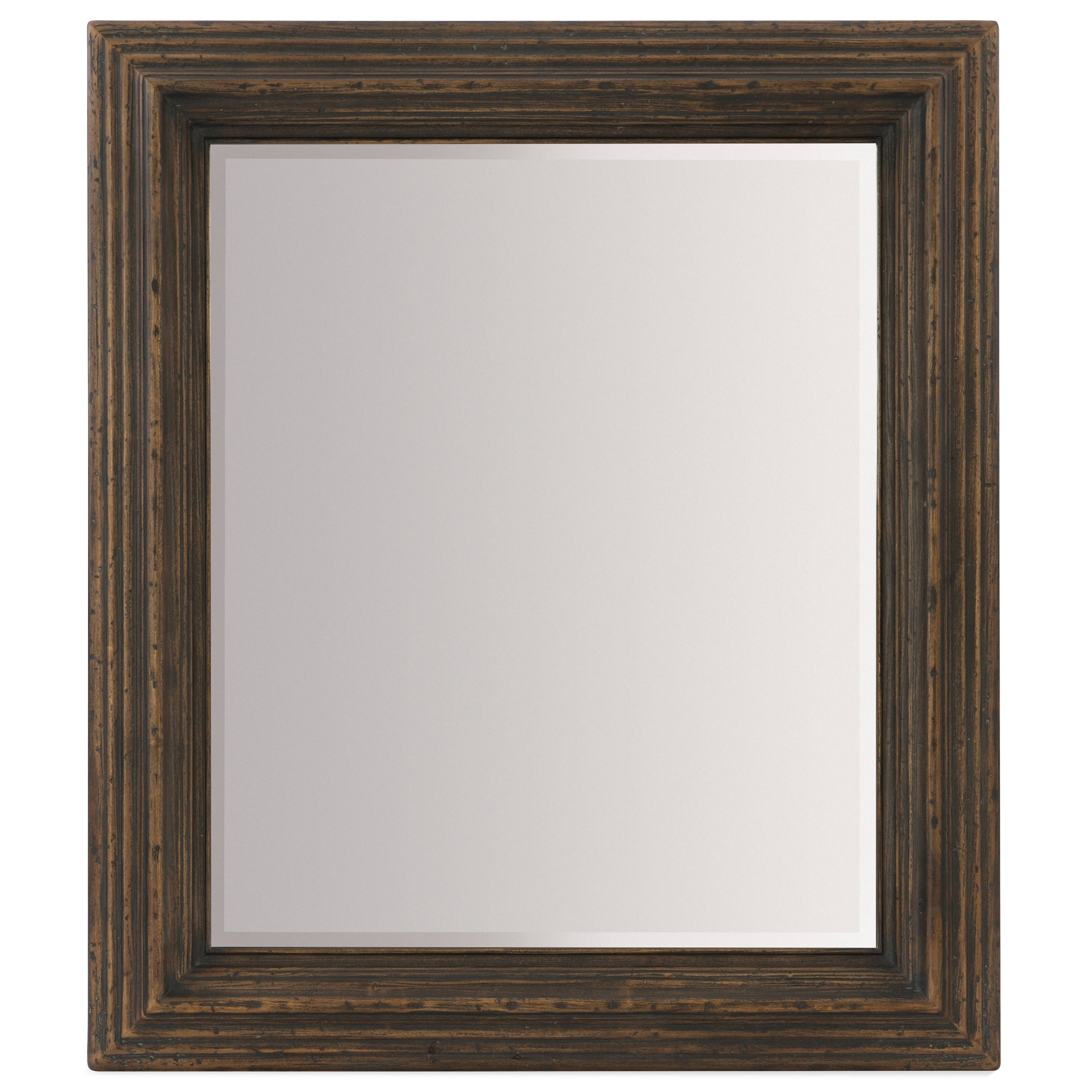 Hill Country Mico Mirror by Hooker Furniture at Zak's Home