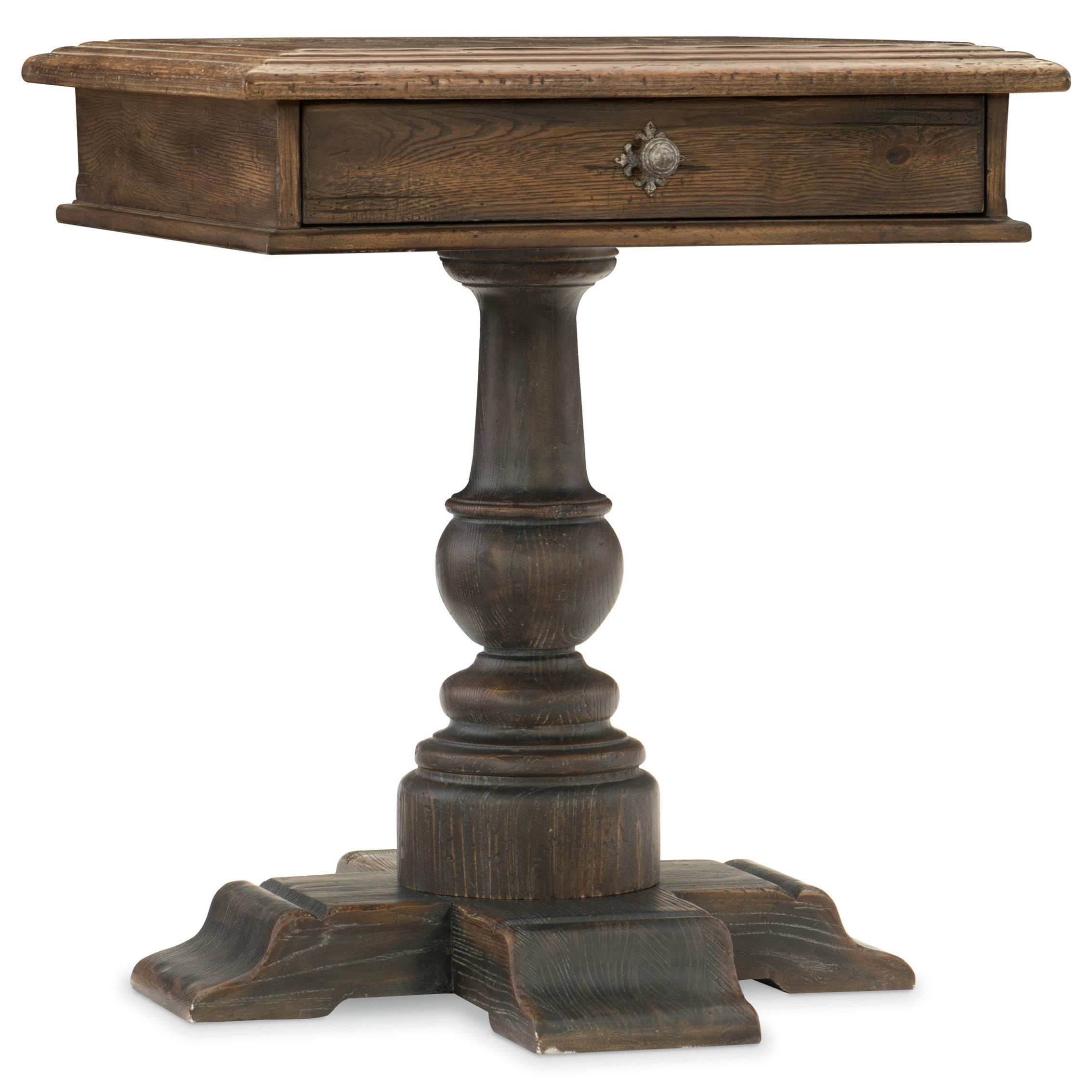 Hill Country Kirby Bedside Table by Hooker Furniture at Stoney Creek Furniture
