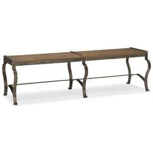 Ozark Bed Bench