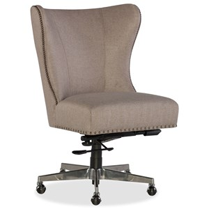 Transitional Home Office Swivel Chair