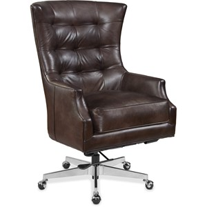 Transitional Executive Home Office Chair