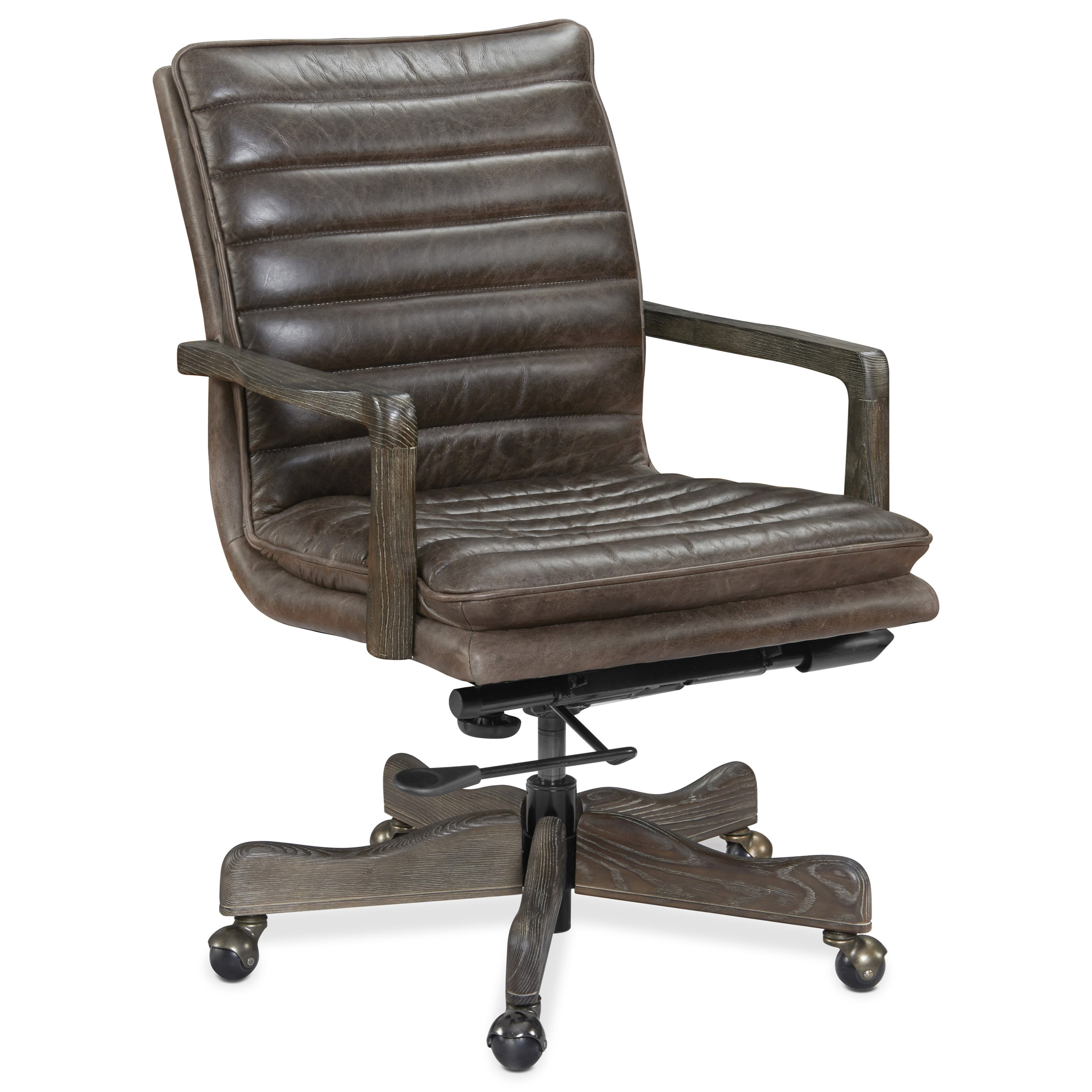 Langston  Home Office Chair by Hooker Furniture at Jacksonville Furniture Mart