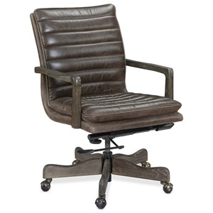 Contemporary Executive Home Office Chair