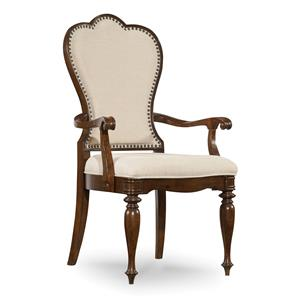 Hooker Furniture Leesburg Upholstered Arm Chair