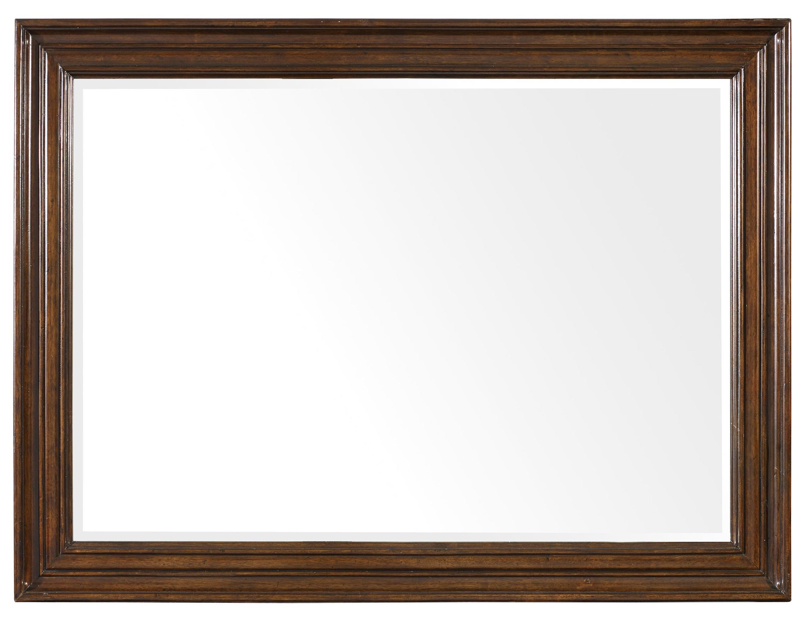 Leesburg Landscape Mirror by Hooker Furniture at Goods Furniture