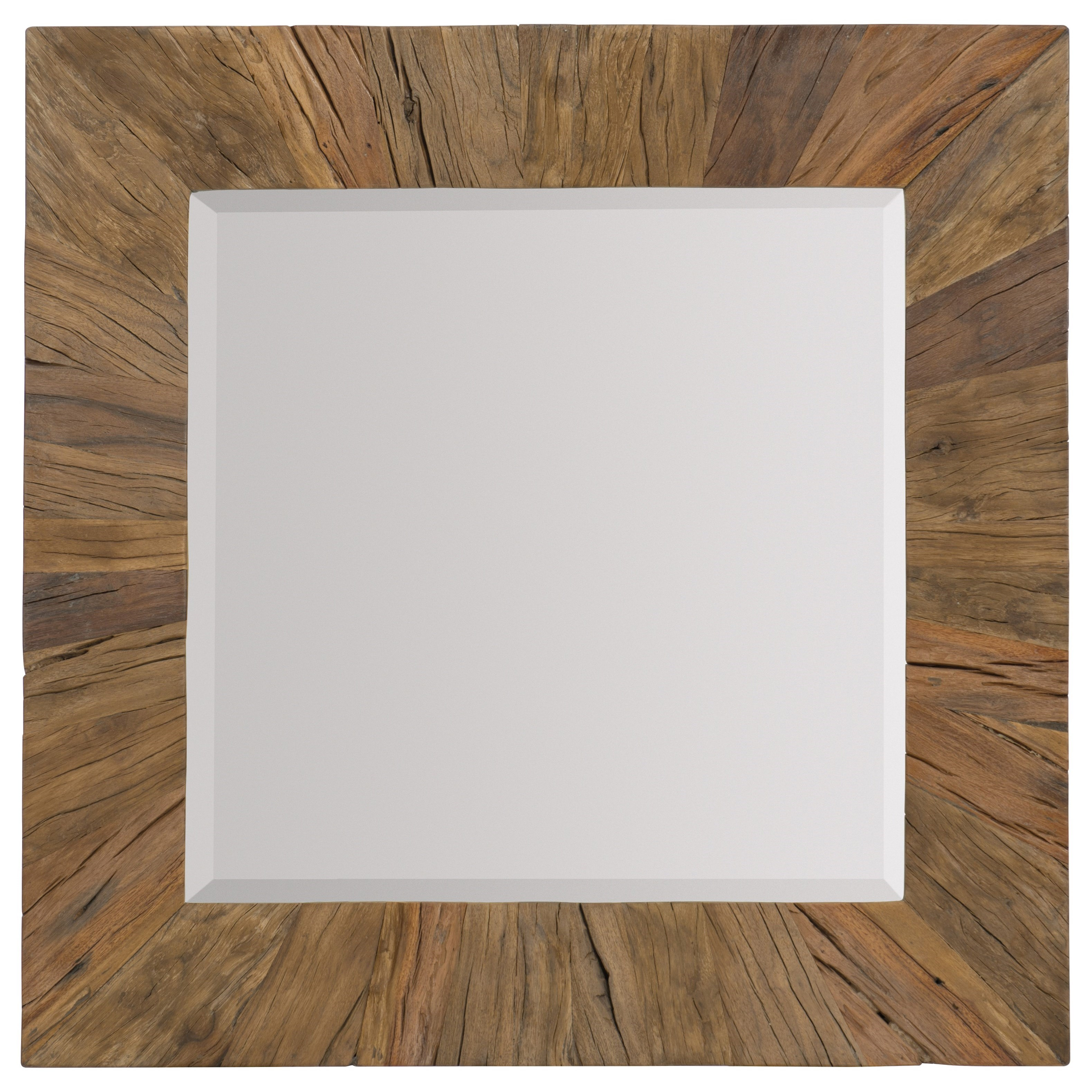 L'Usine Square Mirror by Hooker Furniture at Alison Craig Home Furnishings