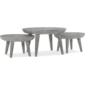 Contemporary Nesting Cocktail Tables