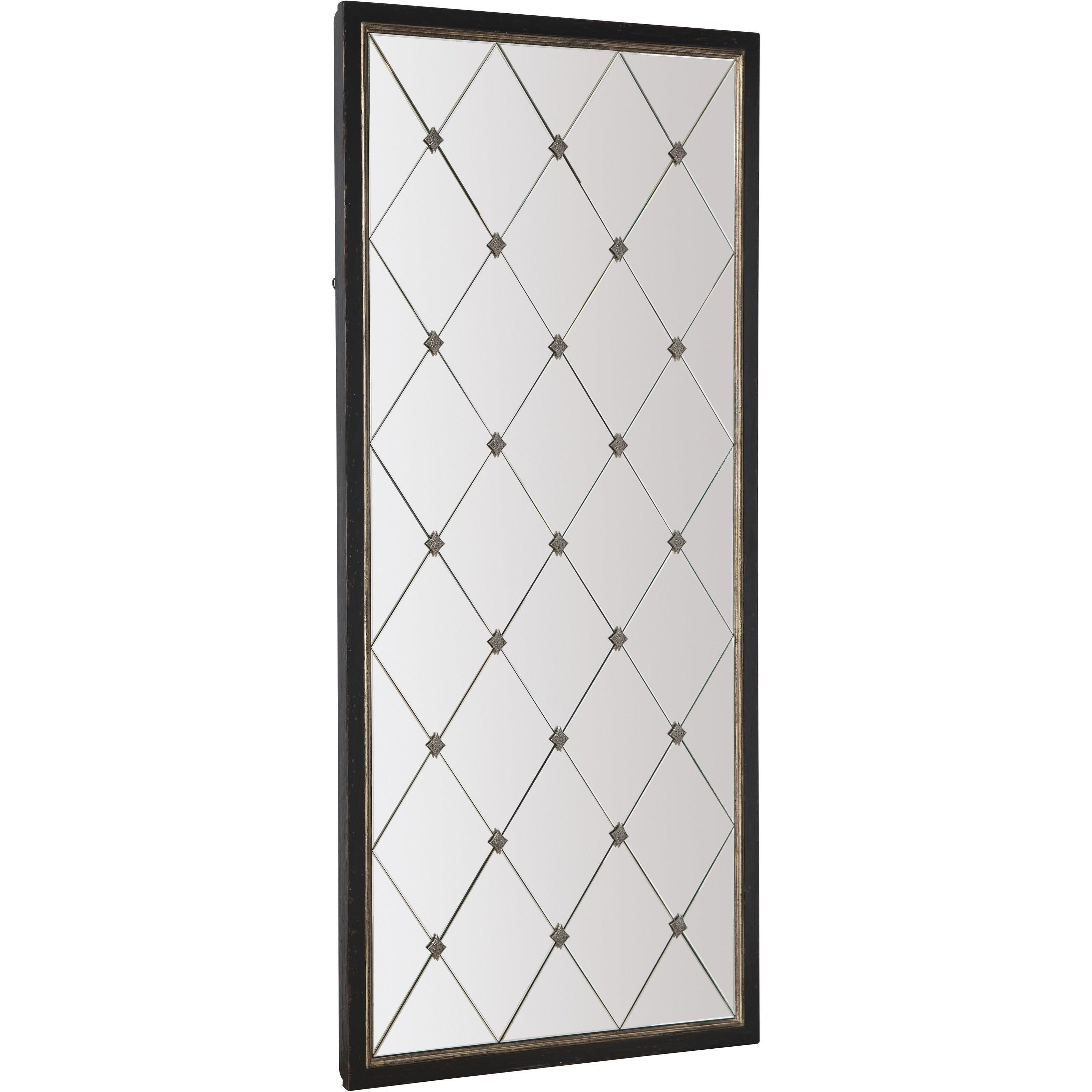 Melange Floor Mirror by Hooker Furniture at Suburban Furniture