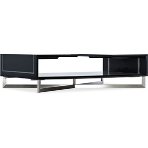 Contemporary Nelson Rectangle Cocktail Table