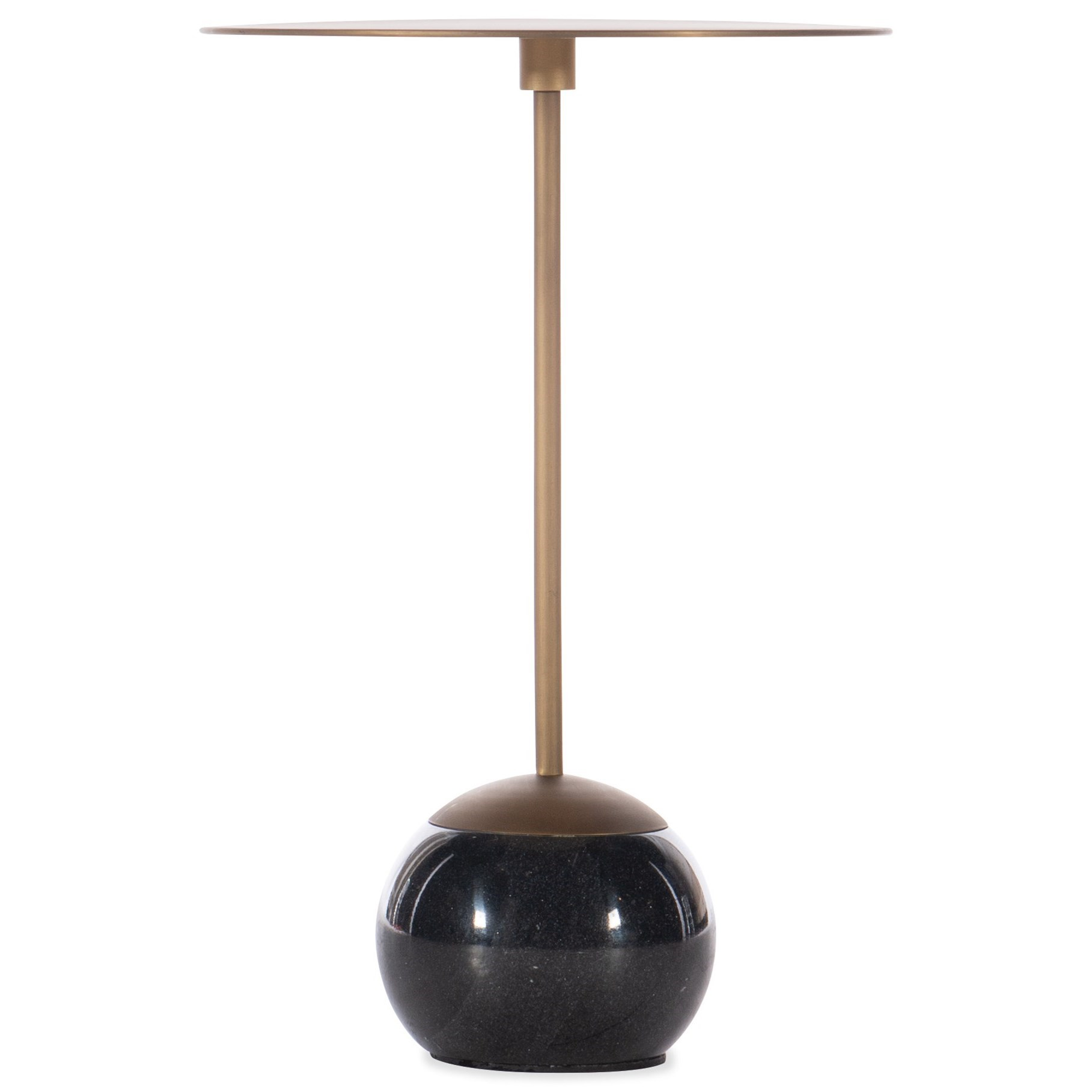 Melange Leona Accent Table by Hooker Furniture at Baer's Furniture