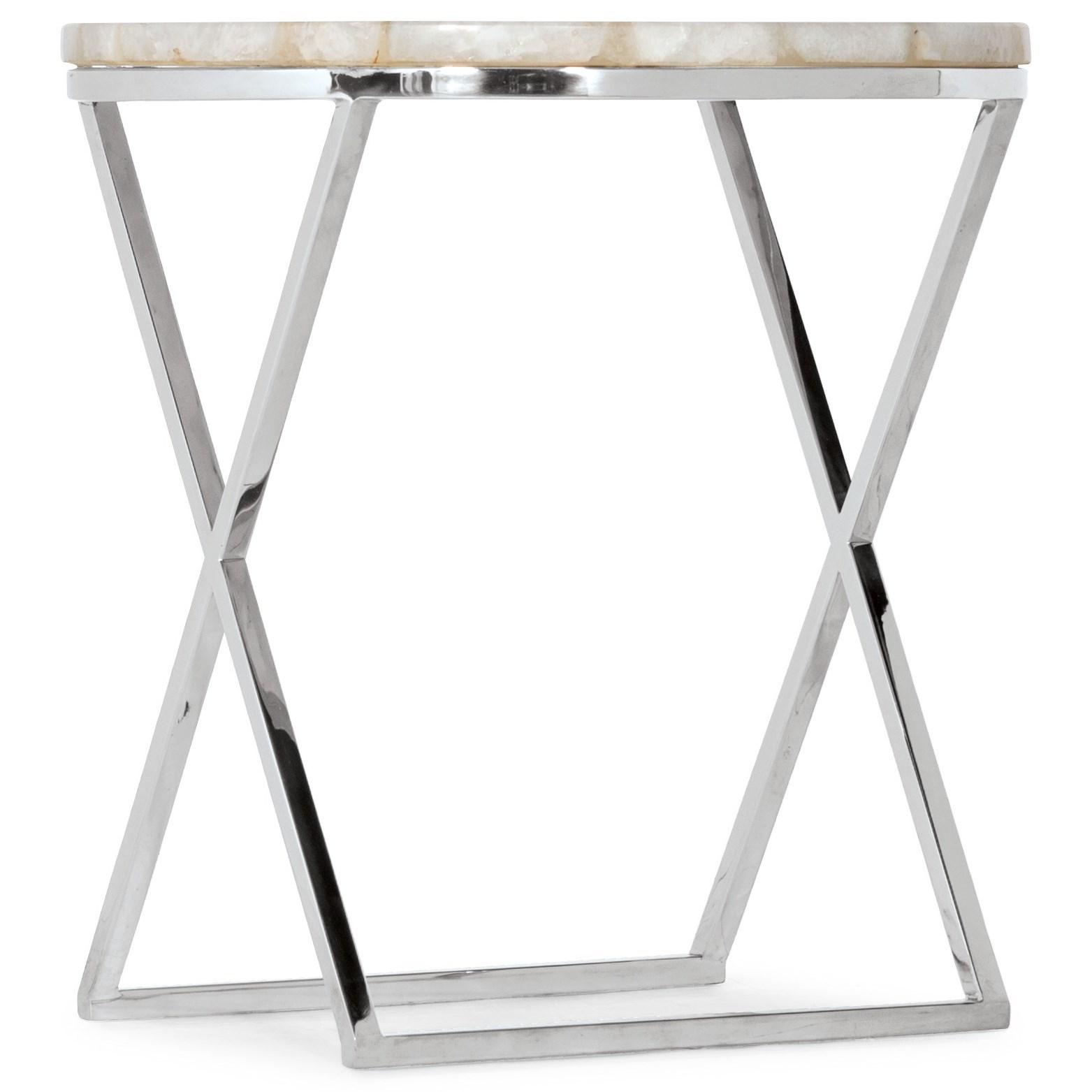 Melange Kaitlyn Accent Table by Hooker Furniture at Baer's Furniture