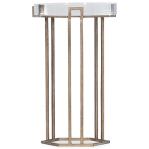 Grove Round End Table