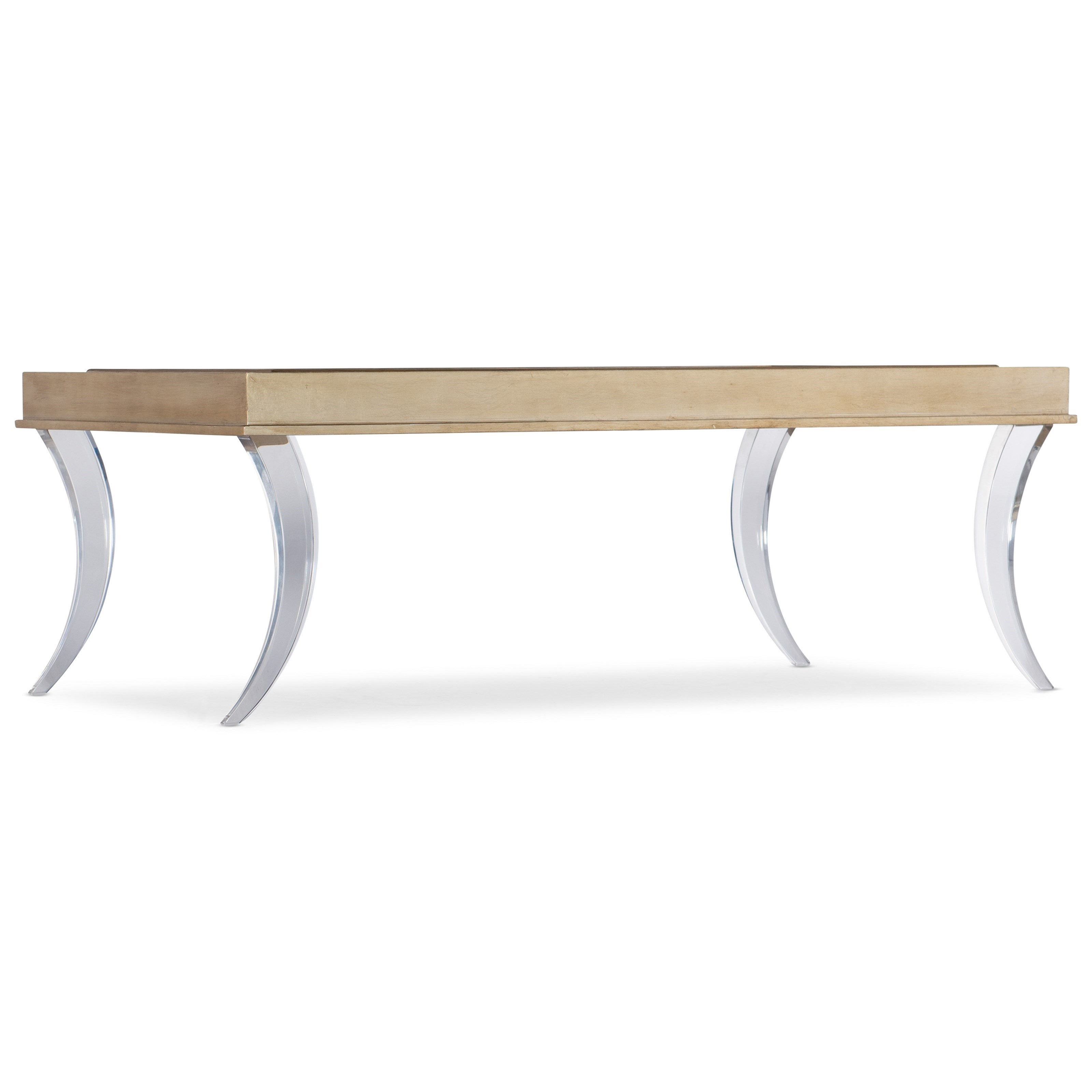 Melange Molina Cocktail Table by Hooker Furniture at Suburban Furniture