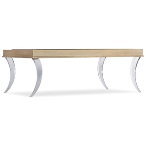 Contemporary Molina Cocktail Table