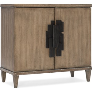 Contemporary Two-Door Chest