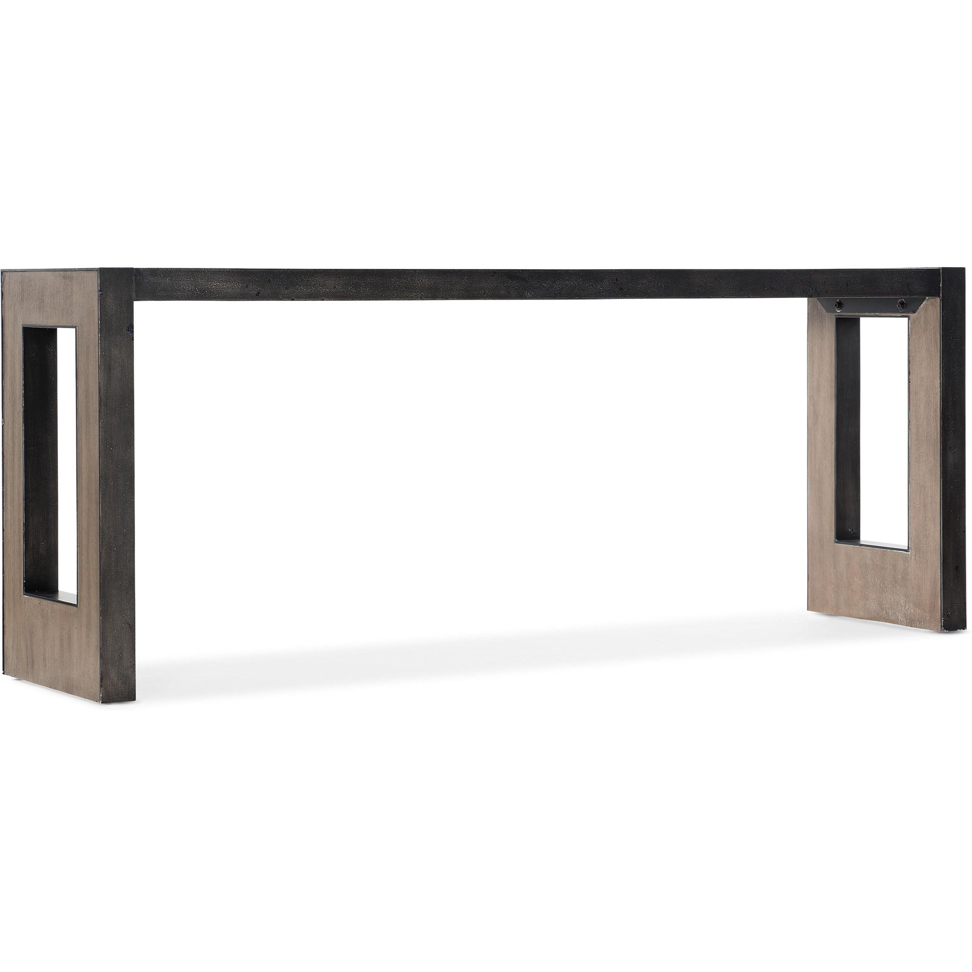 Melange Console by Hooker Furniture at Suburban Furniture