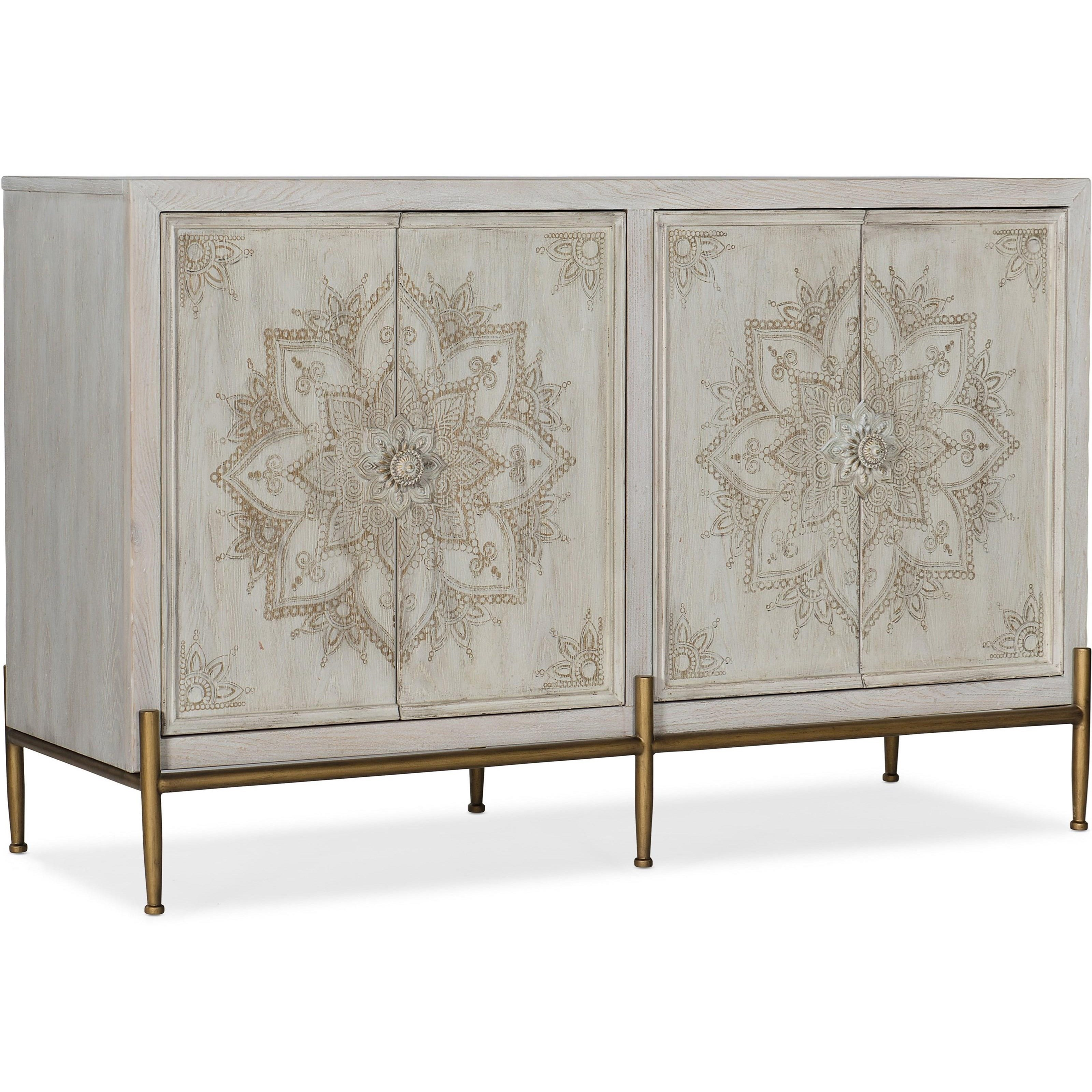 Melange Accent Chest by Hooker Furniture at Suburban Furniture