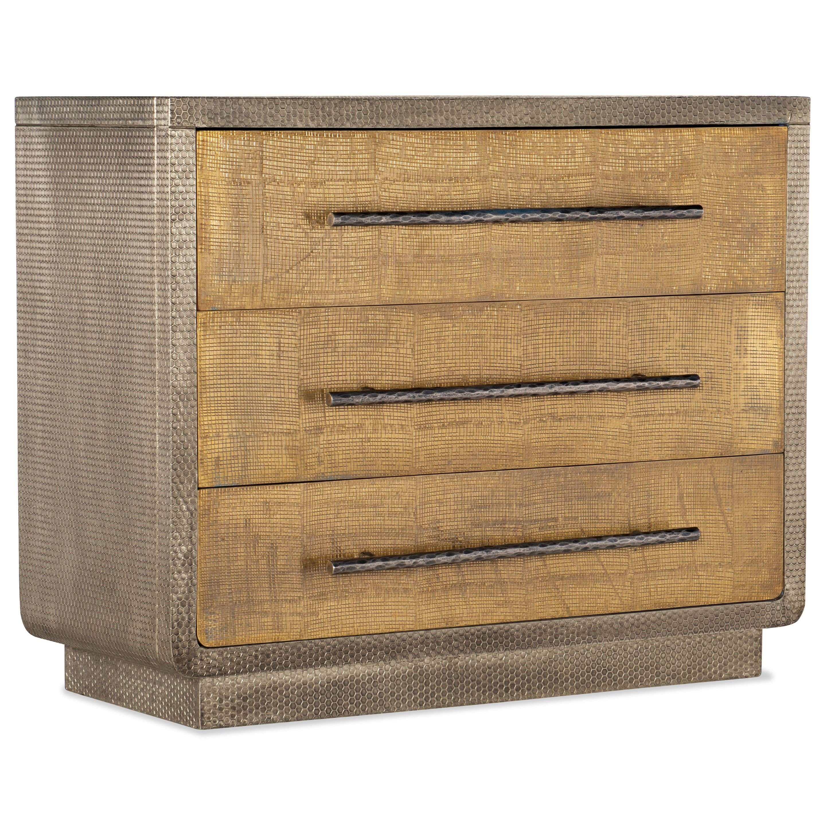Melange Bristol Accent Chest by Hooker Furniture at Jacksonville Furniture Mart