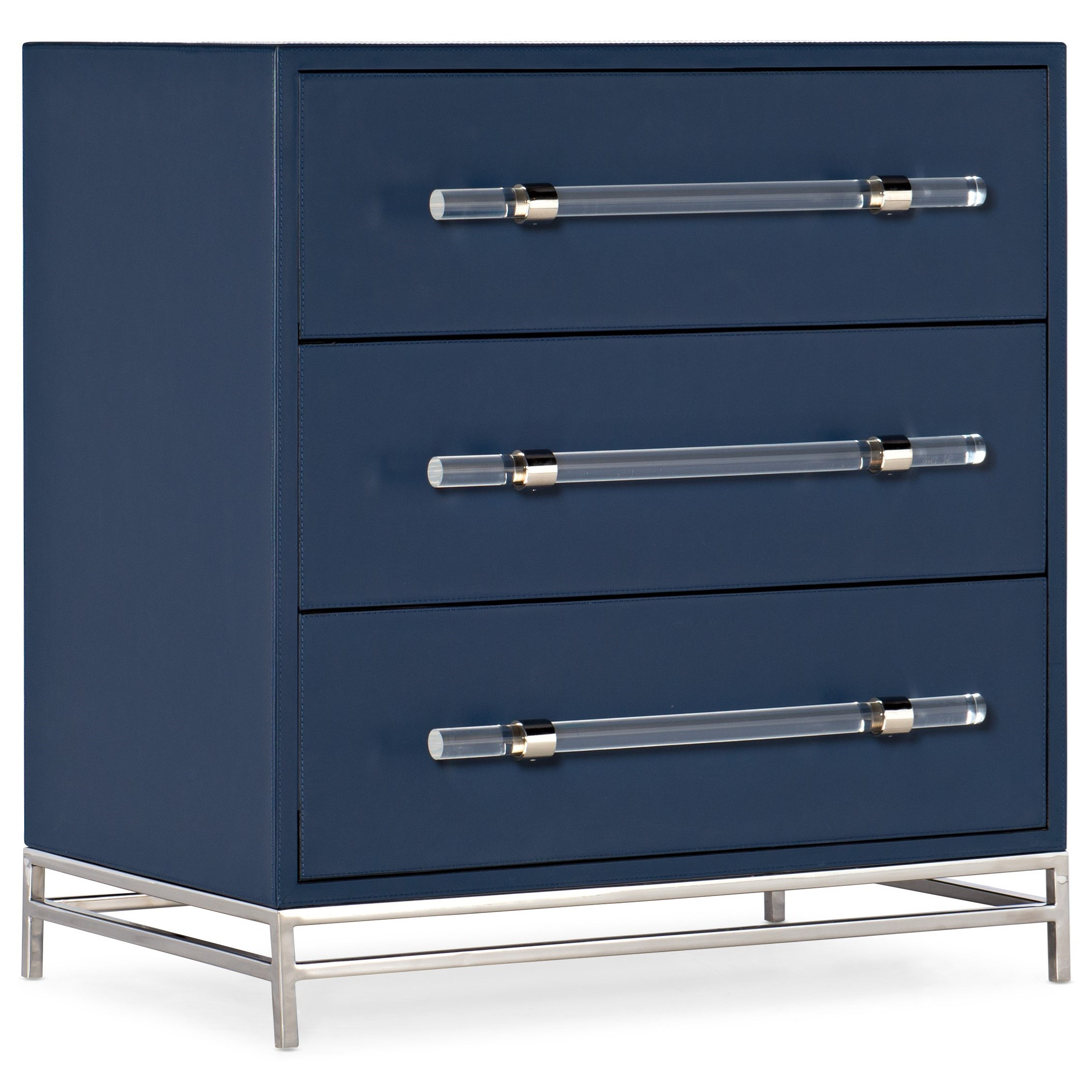 Melange Leeson Accent Chest by Hooker Furniture at Stoney Creek Furniture