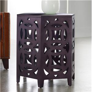 Hooker Furniture Mélange Hexagonal Table